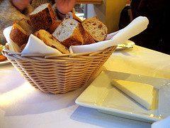 Dieta del pan y mantequilla