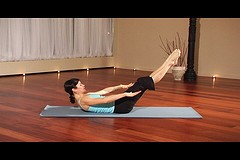 Pilates para endurecer abdominales